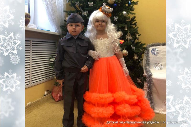 Новогодние-костюмы